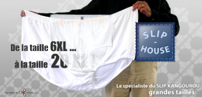 Le spécialiste du slip grande taille venu du nord… de la France