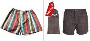 Cadeau Saint Valentin pour Homme: superbes sous-vêtements pour la St Valentin
