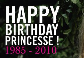 Princesse Tam-Tam fête ses 25 ans