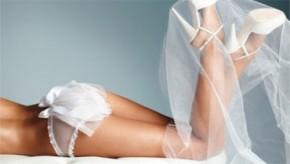 lingerie fine, lingerie de mariage