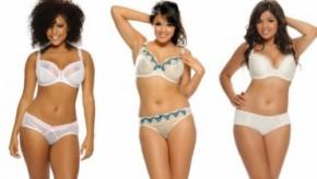 Lingerie femme ronde pour un mariage : spécial lingerie blanche grande taille