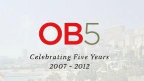 Orlebar Brown : une collection de maillots de bain arty pour fêter le 5ème anniversaire de la marque