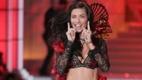 Victoria Secret lingerie : Adriana Lima vient de donner naissance à son deuxième enfant