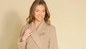 Soldes Robe de chambre et peignoir femme Hiver 2013 : tout pour passer un hiver cocooning