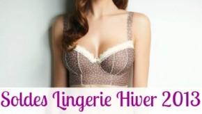 soldes sous vetements femme hiver 2013 vs lingerie