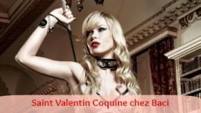 Idée cadeau Saint Valentin 2013 à la 50 Nuances de Gris : notre sélection chez Baci