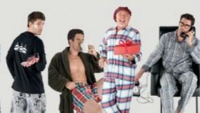 Soldes Pyjama homme hiver 2013 : idée cadeau Saint Valentin 2013 homme utile et pas cher