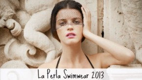 maillot de bain la perla 2013