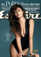 Penelope Cruz en lingerie pour Esquire