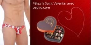 Petit-q.com fête la Saint Valentin