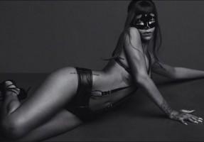 Rihanna en lingerie sexy et provocante sur Instagram