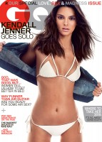 Kendall Jenner en Une du GQ de mai