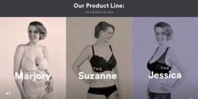 Trusst, lingerie innovante pour fortes poitrines